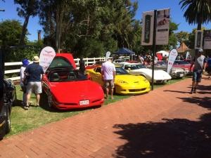 COWA Shannons Perth Car Show1 March 2019